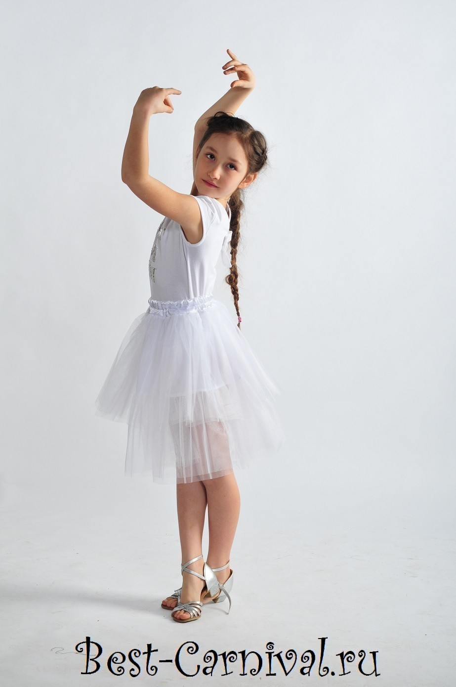 Белая юбка Москва