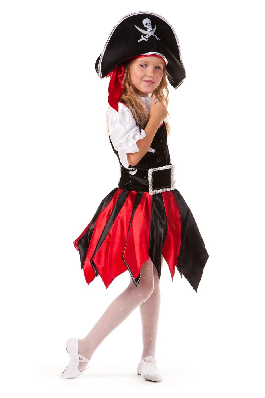 Костюм пиратки для девочки подростка своими руками