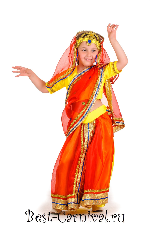 Индийская форма своими руками