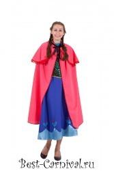 Анна холодное сердце костюм выкройка фото 158