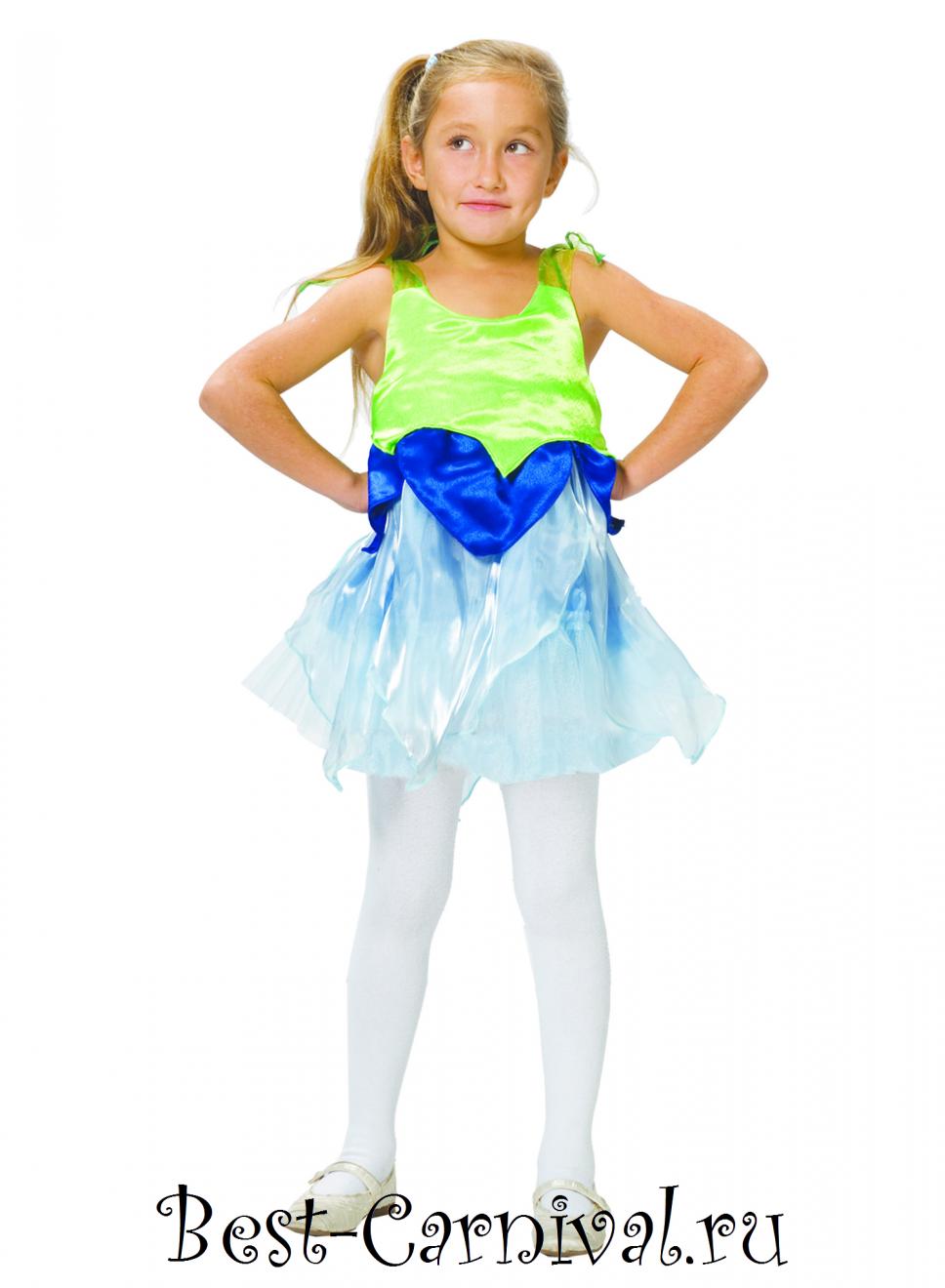75fcb62dc3596 Детский костюм Цветок Колокольчик купить | Карнавальные костюмы