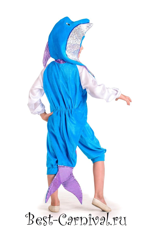 Новогодний костюм дельфинчика | Классная одежда | Pinterest