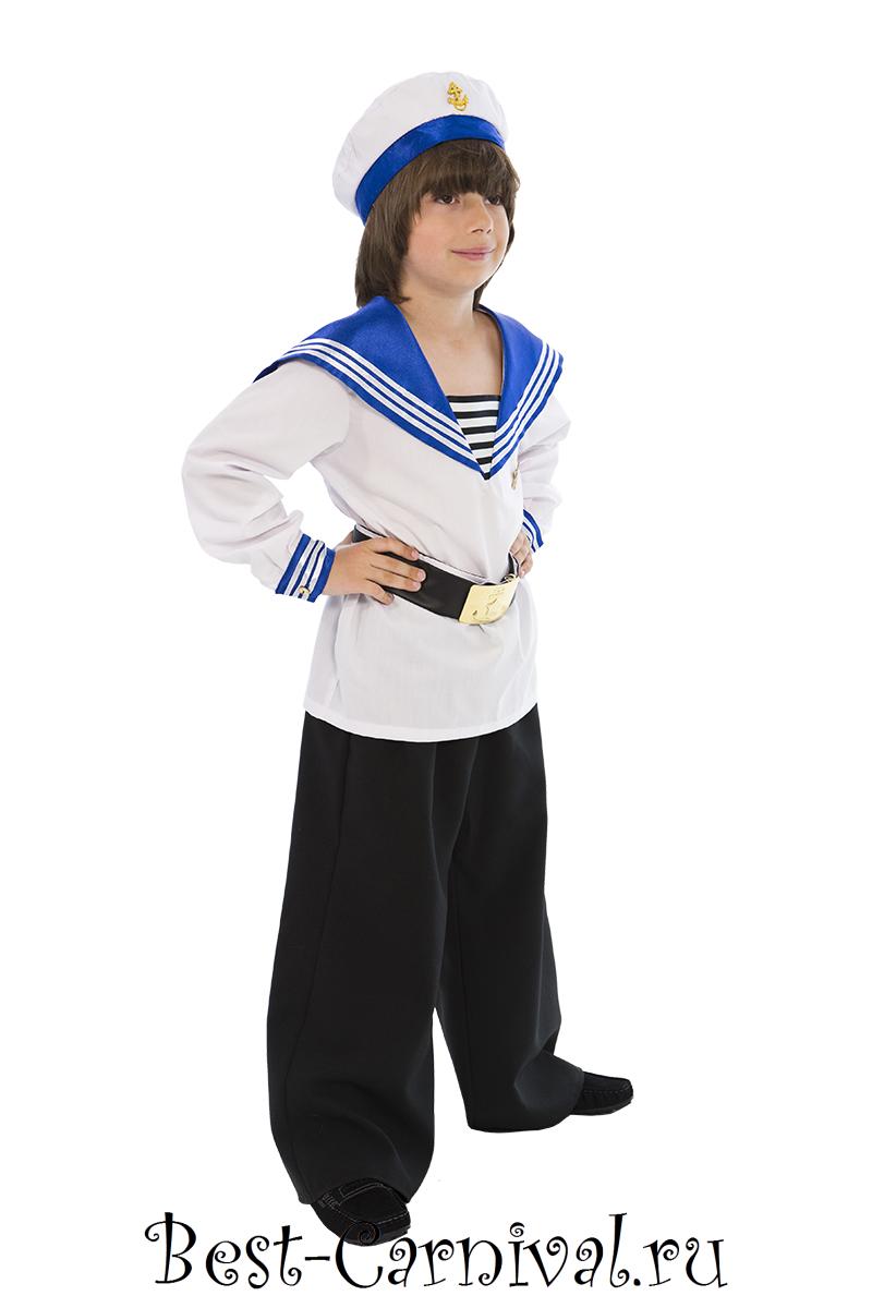 Детский костюм моряка