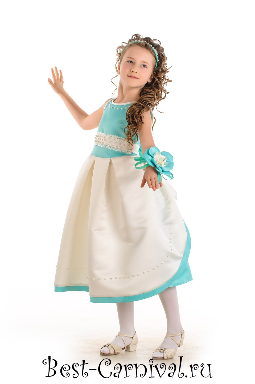 Нарядное Платье Для Девочки Купить В России